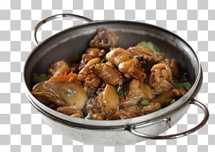 Philippine Adobo Chicken Hot Pot Recipe PNG