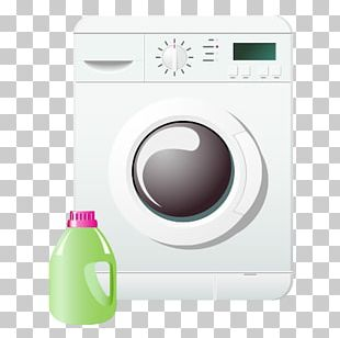 Washing Machine Laundry Detergent Home Appliance PNG