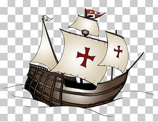 Caravel Exploration Carrack Manila Galleon History PNG