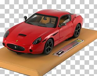 Model Car Luxury Vehicle Ferrari Motor Vehicle PNG