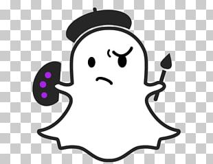 Snapchat Artist Ghost PNG