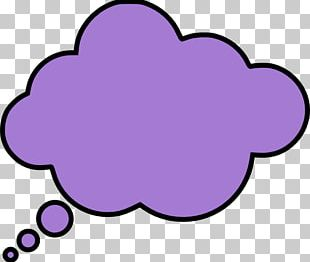 Thought Speech Balloon Free Content PNG