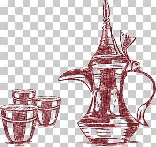 Arabic Coffee Cafe Dallah PNG