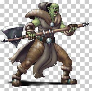 Pathfinder Roleplaying Game Dungeons & Dragons Barbarian Orc Shaman PNG