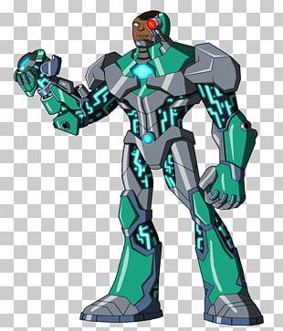 Cyborg Beast Boy Raven Starfire Robin PNG