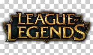 League Of Legends Logo Tournament Sports League Font PNG