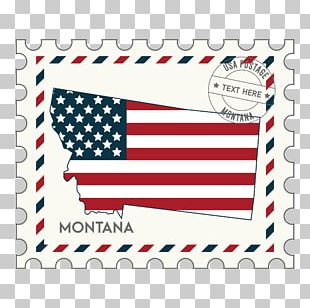 Postage Stamps Post Cards Mail Rubber Stamp PNG