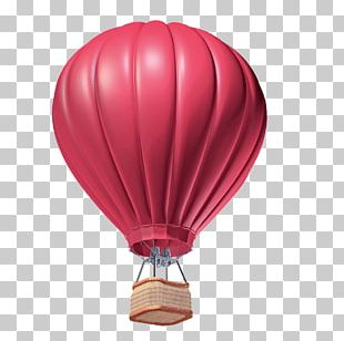 Flight Hot Air Balloon Stock Photography PNG