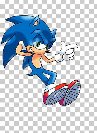 Sonic The Hedgehog Archie Andrews Sonic Colors Archie Comics Drawing PNG