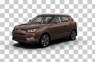 Mini Sport Utility Vehicle Car SsangYong Tivoli SsangYong Motor PNG
