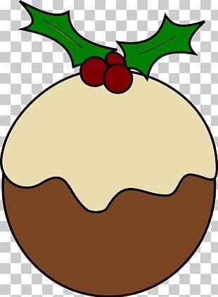 Christmas Pudding Figgy Pudding Christmas Cake Bread Pudding PNG