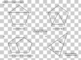 Triangle Drawing White Document PNG