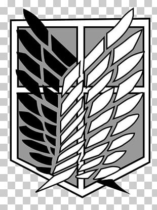 A.O.T.: Wings Of Freedom Attack On Titan Mikasa Ackerman Logo Eren Yeager PNG