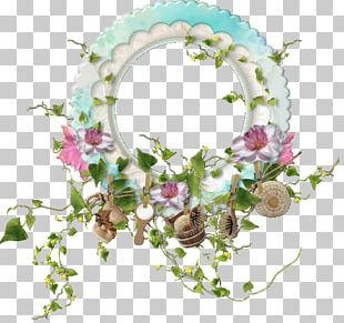 Floral Design Artificial Flower Wreath Petal PNG