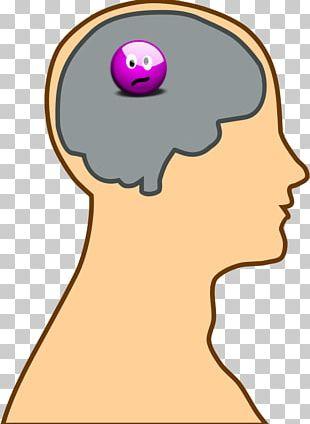 Human Brain Computer Icons Human Head PNG