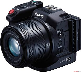 Video Cameras 4K Resolution Professional Video Camera Canon PNG