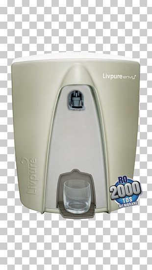Water Filter Water Purification Reverse Osmosis Pureit Livpure Envy Plus RO+UV+UF Water Purifier With Pre Filter PNG