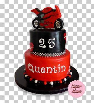 Birthday Cake Sugar Cake Cake Decorating Torte Sugar Paste PNG