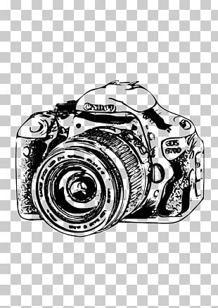 Canon EOS Camera Photography PNG