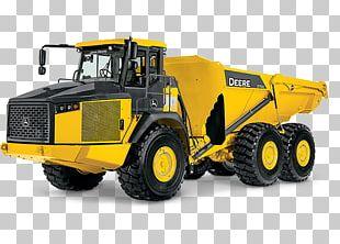 John Deere AB Volvo Articulated Hauler Articulated Vehicle Dump Truck PNG