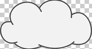 Cloud Computing Drawing PNG