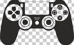 PlayStation 4 Game Controllers Video Game DualShock PNG