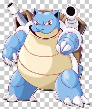 Pokémon GO Blastoise Pokémon Red And Blue Wartortle Squirtle PNG