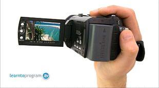 Digital Video Video Cameras Camcorder Camera Lens PNG