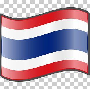 Flag Of Thailand Emoji PNG