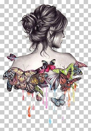 Watercolor Painting Work Of Art Drawing PNG