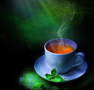Green Tea Hibiscus Tea Drink Indian Independence Day PNG