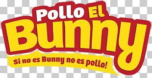 """Pollo El Bunny Fast Food """"M"""" Logo Brand PNG"""