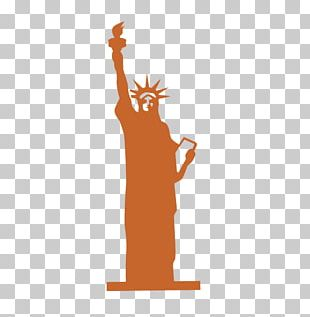 Statue Of Liberty Sculpture Icon PNG