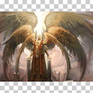 Lucifer Michael Fallen Angel Archangel PNG