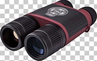 American Technologies Network Corporation ATN BinoX-HD 4-16X Optics Binoculars Thermography PNG
