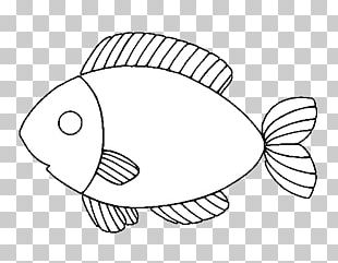Coloring Book Colouring Pages Drawing Fish PNG