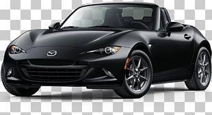 2017 Mazda MX-5 Miata RF 2016 Mazda MX-5 Miata 2018 Mazda MX-5 Miata RF Car PNG