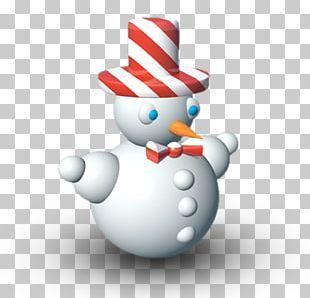 Computer Icons Snowman Christmas PNG