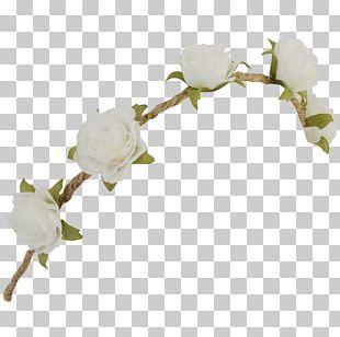 Garden Roses Crown Flower Wreath Floral Design PNG