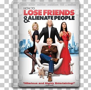 How To Lose Friends And Alienate People: A Memoir Sidney Young Comedy Film Streaming Media PNG