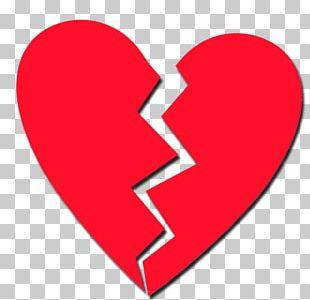 Broken Heart Symbol PNG