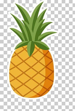 Pineapple Hawaiian Pizza PNG