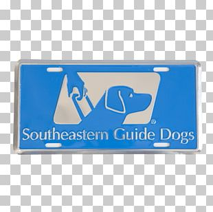 Southeastern Guide Dogs Inc Vehicle License Plates Palmetto PNG
