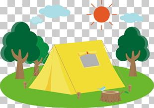 Camping Campsite PNG
