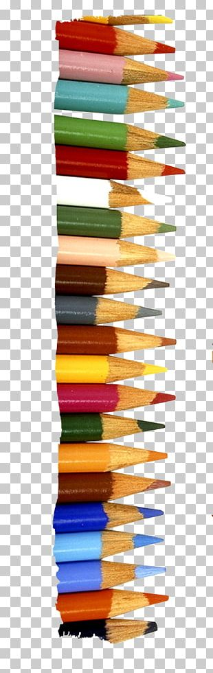 Colored Pencil First Day Of School PNG