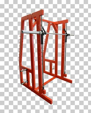 Smith Machine Squat Power Rack Fitness Centre PNG