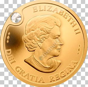 Gold Coin Gold Coin Diamond Jubilee Of Elizabeth II Canada PNG