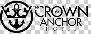 Logo The Crown & Anchor Hotel Entertainment Pub PNG
