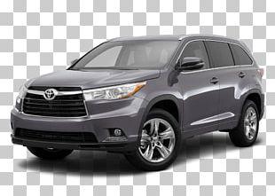 2015 Toyota Highlander 2017 Toyota Highlander Car 2016 Toyota Highlander Hybrid PNG