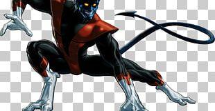 Nightcrawler Gambit Azazel Mystique Professor X PNG